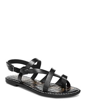 33bd601254a8 Black. Sam Edelman - Women s Gladis Strappy Knotted Sandals ...