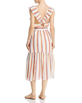Saylor - Goldia Striped Dress