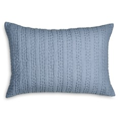 "DKNY - PURE Stitched Voile, Decorative Pillow, 12"" x 18"""