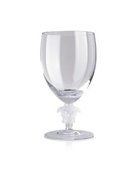 Versace - Medusa Lumiere Short Stem Water Glass