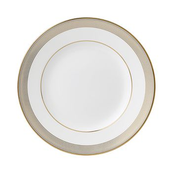 Wedgwood - Golden Grosgrain Salad Plate
