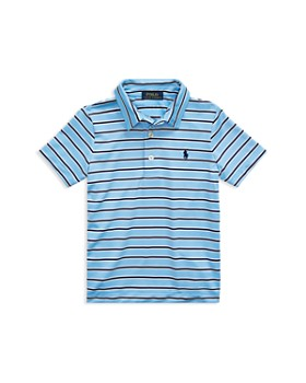 7281d0f3 Ralph Lauren - Boys' Performance Lisle Polo Shirt - Little Kid