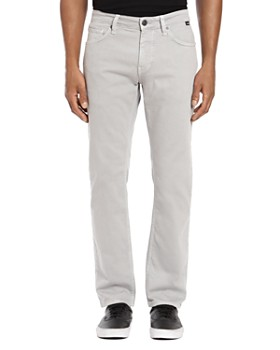 Mavi - Marcus Slim Fit Jeans in Light Gray