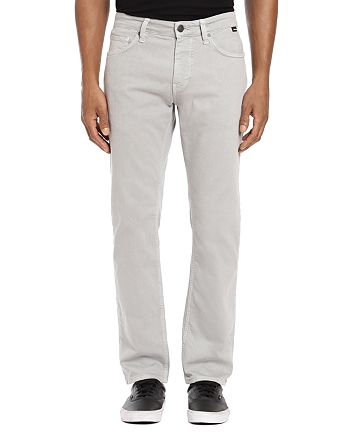 Mavi - Marcus Slim Fit Jeans in Light Gray