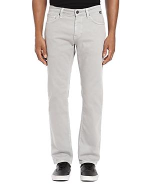 Mavi Jeans MARCUS SLIM FIT JEANS IN LIGHT GRAY