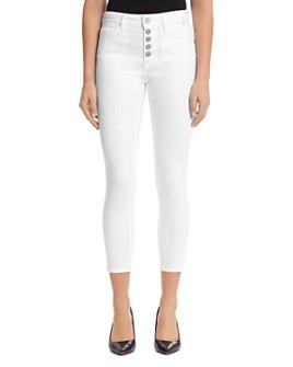 Mavi - Tess Button-Up Jeans in White