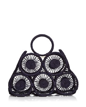 mar Y sol - Bloom Open Weave Tote