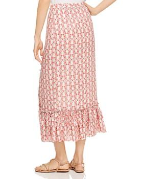 Paloma Blue - Skye Button-Front Skirt