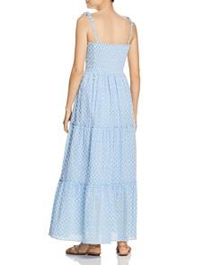 Paloma Blue - Eliza Eyelet-Lace Dress