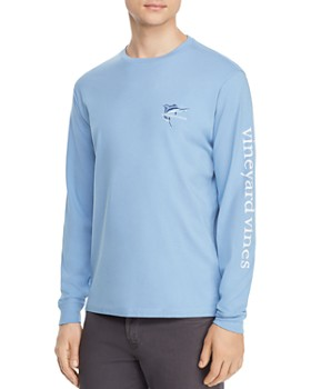Vineyard Vines - Long-Sleeve Sailfish Graphic Tee