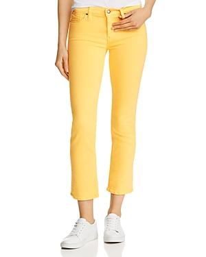 Hudson Jeans NICO STRAIGHT SLIM JEANS IN STARBURST