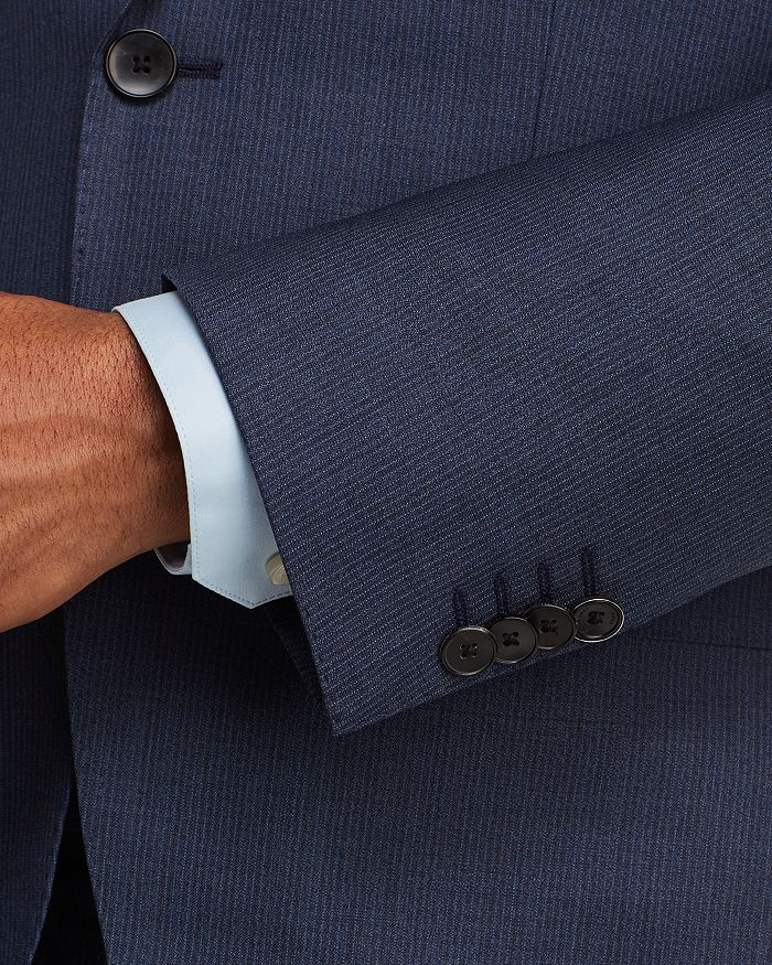 4b46e05d0 BOSS Hugo Boss Johnstons/Lenon Micro-Stripe Regular Fit Suit ...