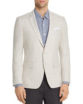 BOSS - Hutsons Glen Plaid Slim Fit Sport Coat