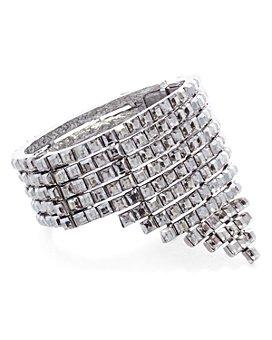 Oscar de la Renta - Square Stone Cuff Bracelet