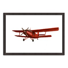 Bloomingdale's Artisan Collection - Vintage Painted Plane I Wall Art