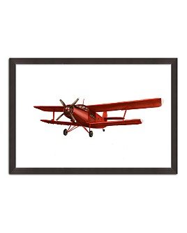 Bloomingdale's Artisan Collection - Vintage Painted Plane Collection