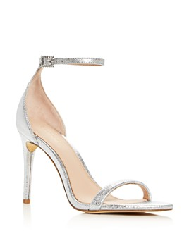 Rachel Zoe - Women's Ema Ankle Strap High-Heel Sandals