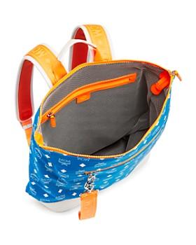 MCM - Resnick Nylon Zip-Top Backpack