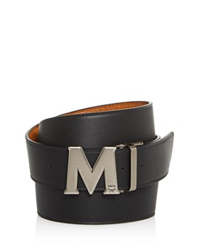 MCM - Men's Claus M Reversible Leather Belt