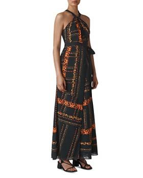 Whistles - Scarf Print Maxi Dress