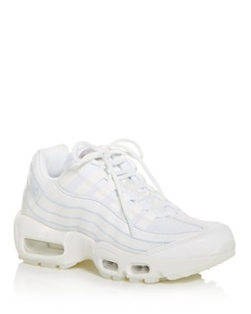 official photos b257c 01c1e Nike - Women s Air Max 95 Premium Low-top Sneakers ...