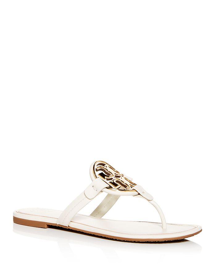 5095cf0e0a9 Tory Burch - Women s Metal Miller Thong Sandals