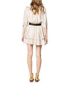 Zadig & Voltaire - Rooka Leopard-Jacquard Dress