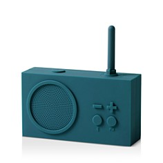 Lexon - Tycho 3 Waterproof Bluetooth Radio & Speaker