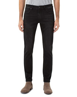 Liverpool Los Angeles - Bond Skinny Jeans in Bullet Dark