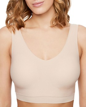 Chantelle - Soft Stretch Wireless Padded V-Neck Bra