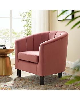 Modway - Prospect Velvet Armchair Collection