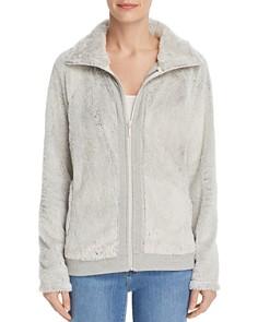 The North Face® - Furry Fleece Full Zip Jacket