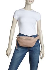 Rebecca Minkoff - Bree Leather Belt Bag