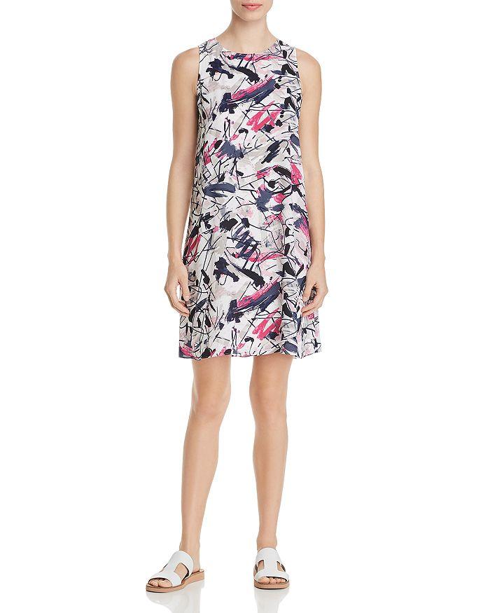 NIC and ZOE - Graffiti Femme Sleeveless Shift Dress
