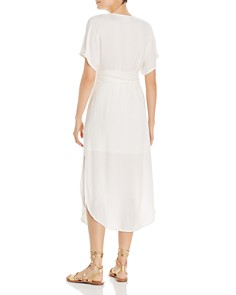 Suboo - Nadia Button-Front Midi Dress
