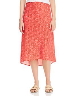 Charlie Holiday - Penelope Floral-Print Midi Skirt