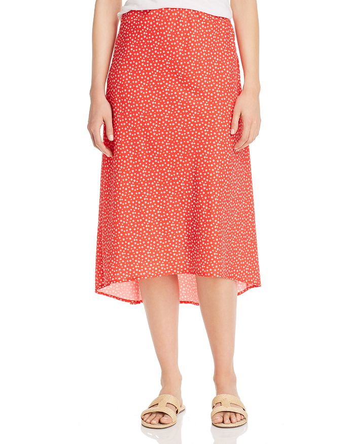 40fda65e89ce Charlie Holiday Penelope Floral-Print Midi Skirt | Bloomingdale's