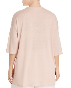 Eileen Fisher Plus - Tunic Sweater