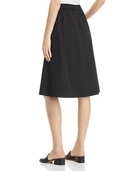 Eileen Fisher - A-Line Midi Skirt