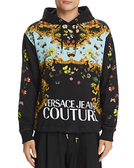Versace Jeans Couture - Ladybug & Logo Graphic Sweatshirt