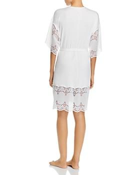 Eberjey - Beatrix Lace-Trim Robe