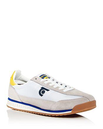 Tretorn - Men's Retro 3 Suede Low-Top Sneakers
