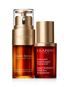 Clarins - Face & Eye Wonders Gift Set ($174 value)