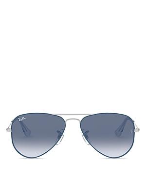 Ray-Ban Junior Unisex Aviator Sunglasses, 50mm - Big Kid