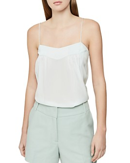 REISS - Lois Silk Camisole Top