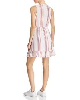 Rails - Madison Jewel Stripe Wrap Dress