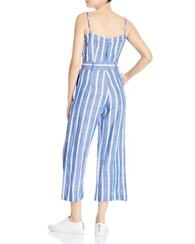 Rails - Harper Striped Wide-Leg Jumpsuit