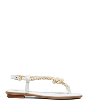 MICHAEL Michael Kors - Women's Holly Rope Thong Sandals