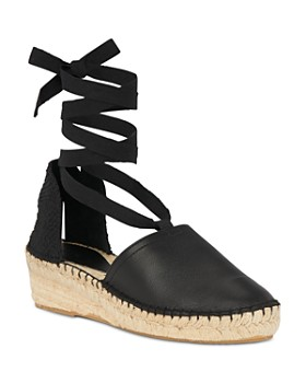 Whistles - Women's River Espadrille Tie Sandals