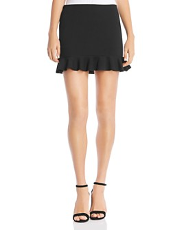 Bailey 44 - Magic Ruffle-Hem Mini Skirt